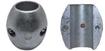 "Picture of X-6 Shaft Zinc  1-3/8"" Diameter"