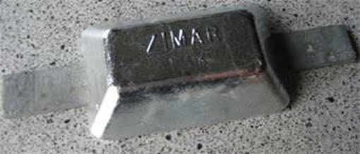 Picture of P-1.3K Weld On Plate Zinc