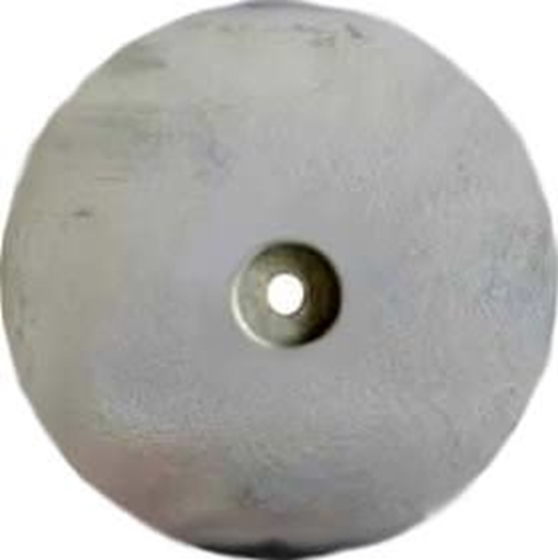 Picture of R-7S Round Plate Zinc