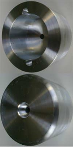UN-70 Zimar Nut Zinc Anode