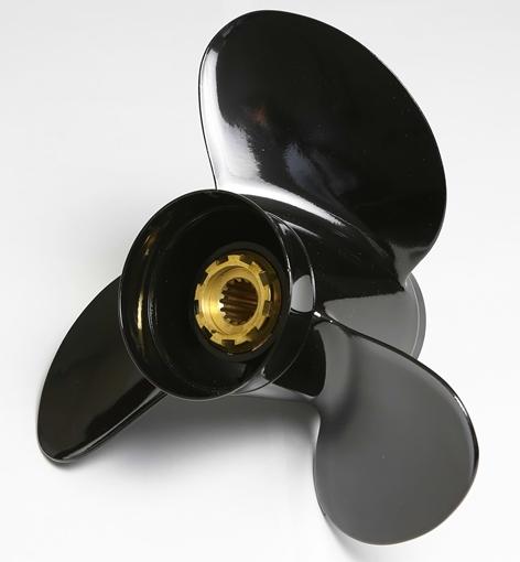 Picture of Michigan Match 13-1/4 x 17 RH Aluminum 031142 propeller