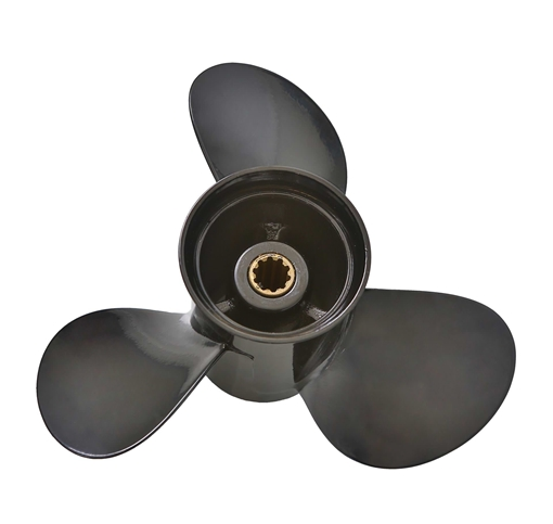 Picture of Michigan Match 9-7/8 x 12 RH Aluminum 141306 propeller