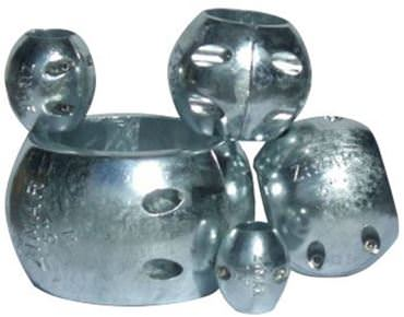Picture for category Shaft Zinc Anodes