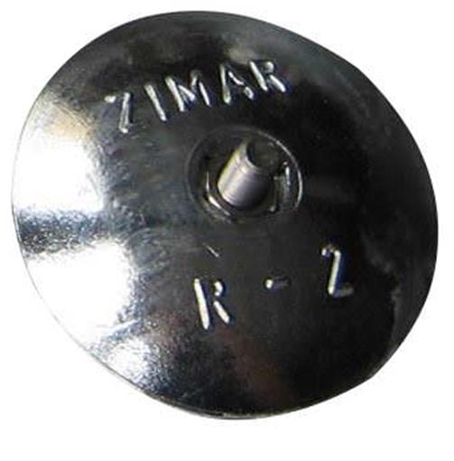 "Picture of R-2 2-15/16"" Rudder Zinc"