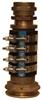 00SL175FG Shaft Logs for Fiberglass Hull - Complete Assembly