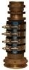 00SL275FG Shaft Logs for Fiberglass Hull - Complete Assembly