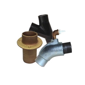Picture for category Marine Exhaust Fittings
