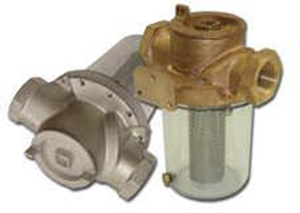 Picture for category Raw Water Strainers