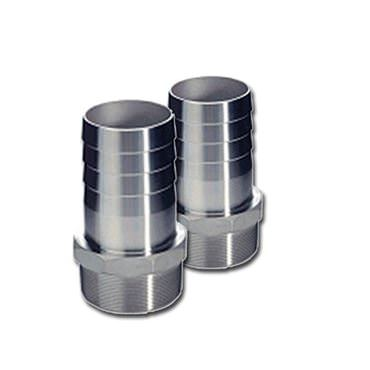 Picture for category 316 Stainless Steel Pipe to Hose Adapters