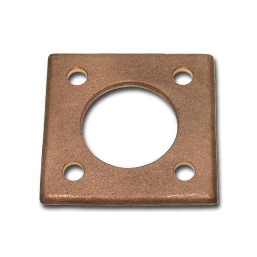 Picture of 00RPBP100  Rudder Port Backing Plates