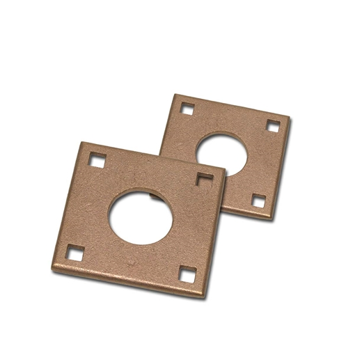 Picture of 00RPBP100A  Backing Plates Outside Mount Rudder Ports