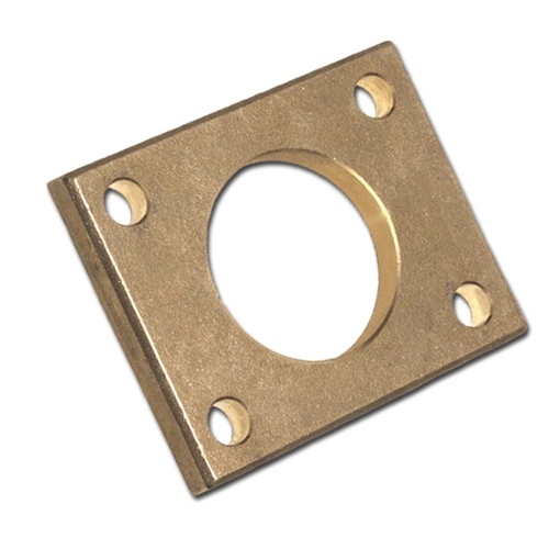 Picture of 00RPBP1ACC  Rectangle Rudder Port Backing Plates