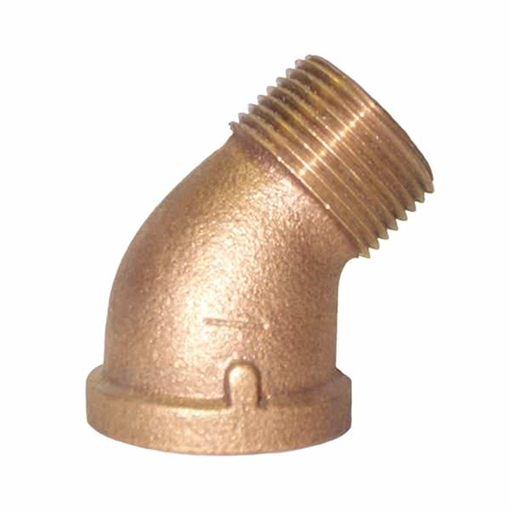 Picture of 00103H011 45 Degree Bronze Street Elbows