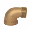 Picture of 00103400 90 degree Bronze Street Elbows