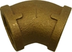 Picture of 00102125 45 degree Bronze Elbows