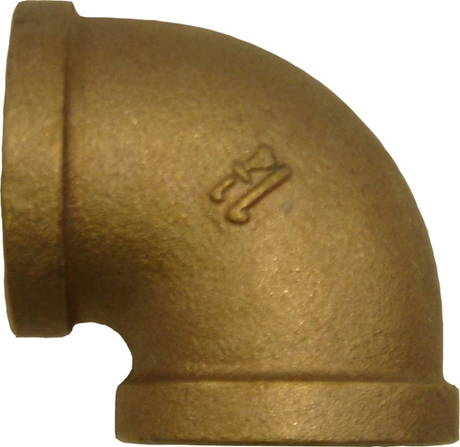 Picture of 00101125 90 Degree Bronze Elbows