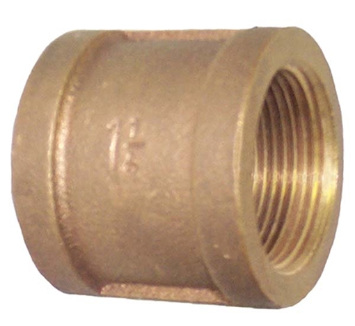 Picture of 00111100 Bronze Couplings