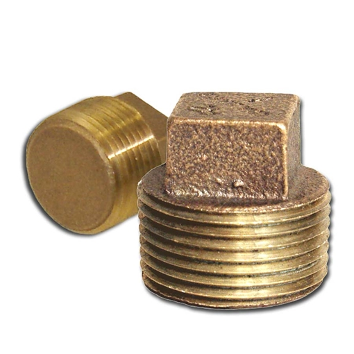 Picture of 00117A200 Bronze Solid Plugs