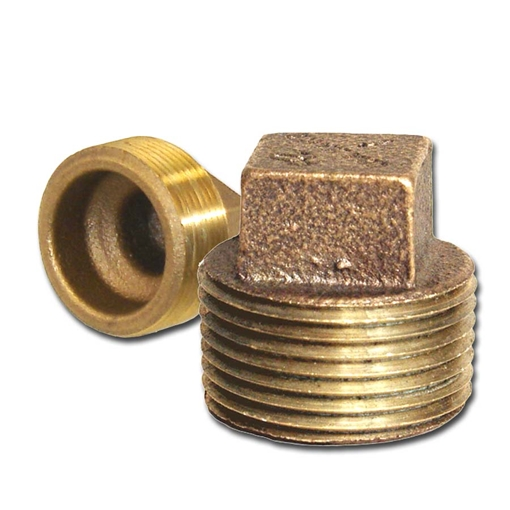 Picture of 00117050 Bronze Cored Plugs