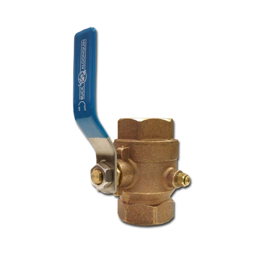 Picture of 00BBV250LP Bronze Low Profile Ball Valves