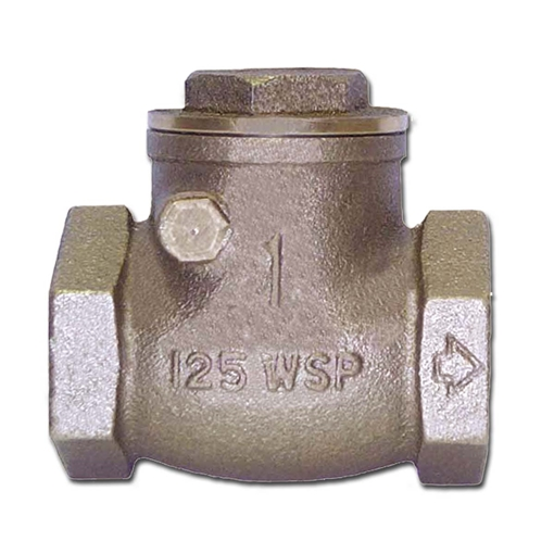 Picture of 00SCV125 Bronze Swing Check Valves