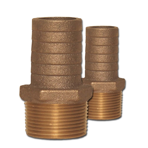 Picture of 00HN75 Bronze Pipe to Hose Adapters
