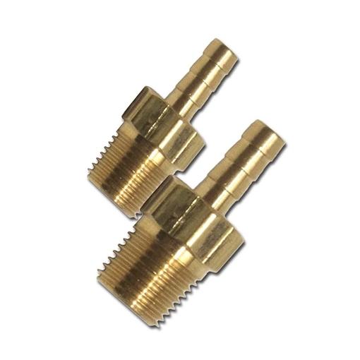 00BN151 Brass Male Inserts