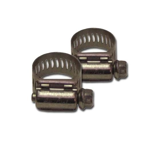 70MAH12C  Miniature Worm Gear Clamps