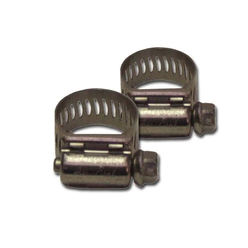 70MAH16C  Miniature Worm Gear Clamps
