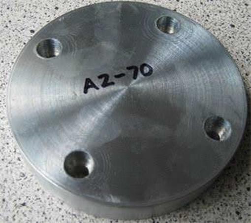 AZ-70 Zimar Nut Zinc Anode