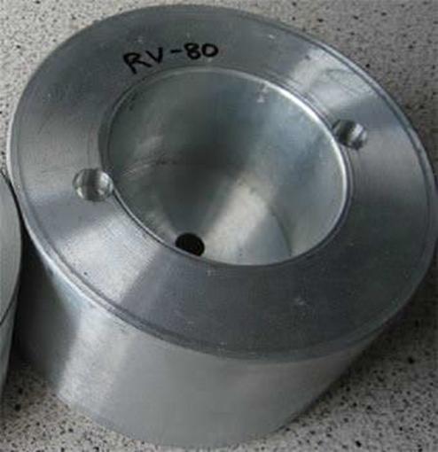 RV-80 Zimar Nut Zinc Anode