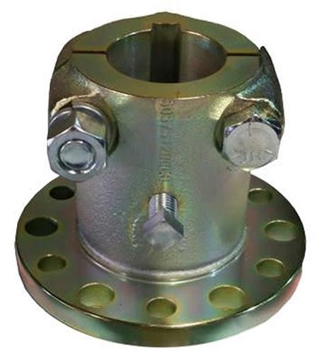 Picture of 50807ZF250 Split Buck Algonquin Marine Motor Coupling