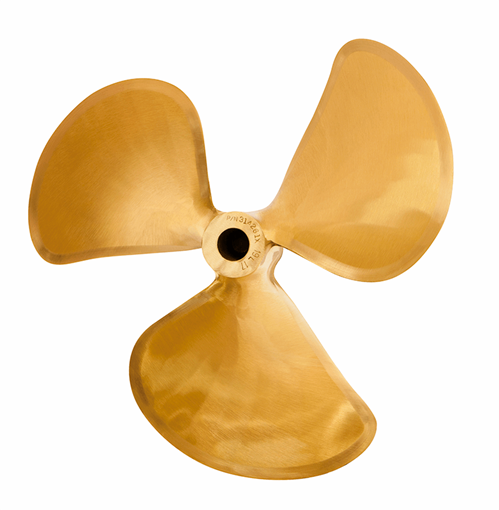 Picture of 18 inch DJX 3 Blade Nibral Prop