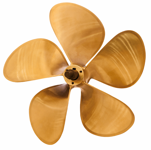 Picture of 38 inch M-500 5 Blade Bronze Prop