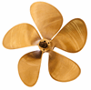 Picture of 44 inch M-500 5 Blade Bronze Prop