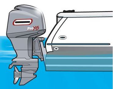 Picture for category Outboard boat props by marine engine