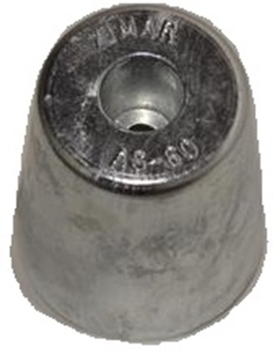 Picture of AS-45 Nut Zinc