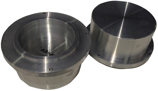 Picture of AZ-105 Nut Zinc
