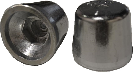 Picture of BCS Nut Zinc