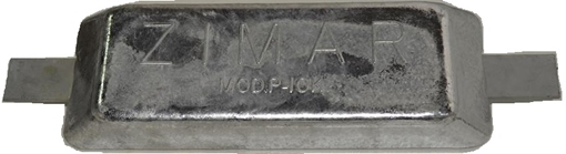 Picture of P-10K Weld On Plate Zinc