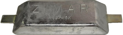 Picture of P-15K Weld On Plate Zinc