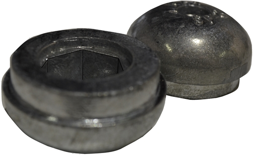Picture of SP-2 Nut Zinc