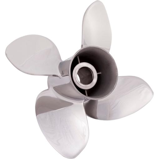 Rubex Stainless 11-1/2 x 14 RH 9333-115-14 4 blade prop