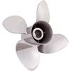 Rubex Stainless 15-1/4 x 18 LH 9574-153-18 4 blade prop