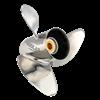 Stainless steel boat propeller