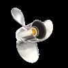 stainless steel propeller for YAMAHA/HONDA/MERCURY 9.9-15HP 11