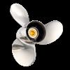 stainless propeller for MERCURY/HONDA 40-140HP 17
