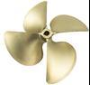 Ski wake boat propeller ACME 2419