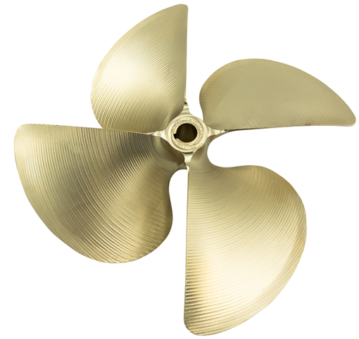 ACME Marine 517 propeller for wake ski boats