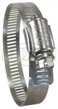 Picture for category Stainless Steel Worm Gear Clamps